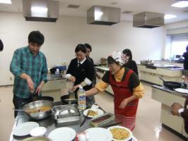 セイロン瓜料理教室