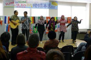祖国の民謡・童謡コンサート