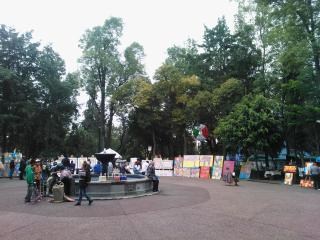 ハシント広場