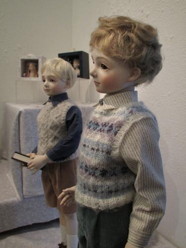美少年人形2012個展