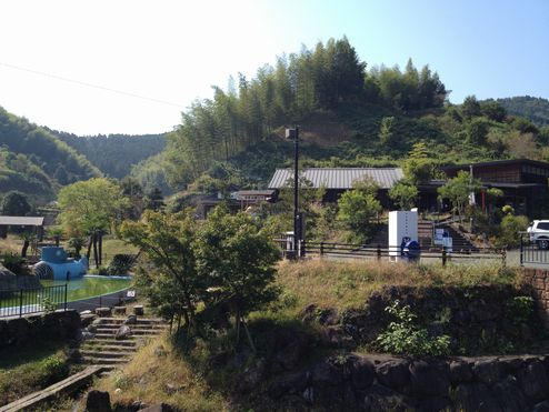鹿北道の駅