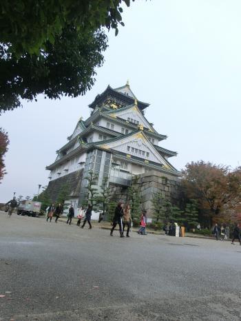 大阪城オフ211231