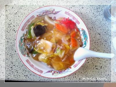 梅香ラーメン&中華飯 (2)