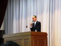 2012.4.27 開校記念講演会・横山功大先生