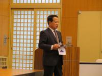 2012.5.24 池田の防災講座での岡村教授