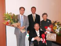 2012.6.9 篠原さんの叙勲を祝う会