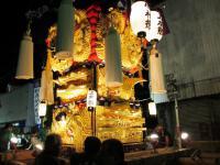 2012.8.5 新居浜夏祭り・上本郷3