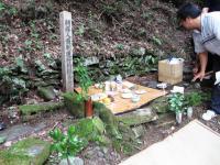 2012.8.9 朝鮮人殉難者慰霊祭1