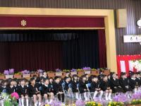 2013.4.8 泉川小学校入学式2