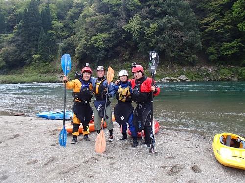 韓国長良川ツアー