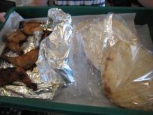 MINTのブログ-タンドリーとピタパン