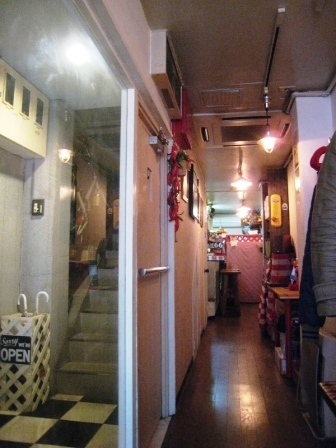 名古屋うまうま便り   -アメリカ食堂