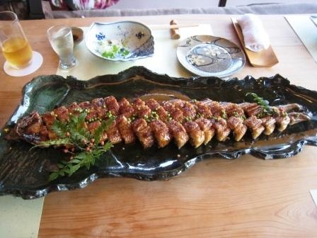 名古屋うまうま便り   -徳山鮨