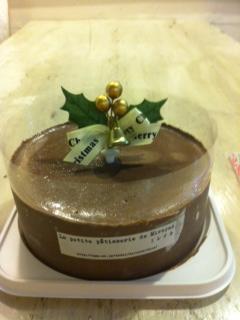 クリスマスチョコホール