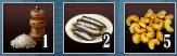 魚とナッツの炒め物4