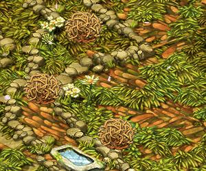 蝶の木の丘