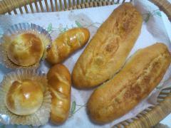 11月のパン