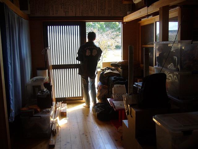 公民館の掃除 人形 26.11.3