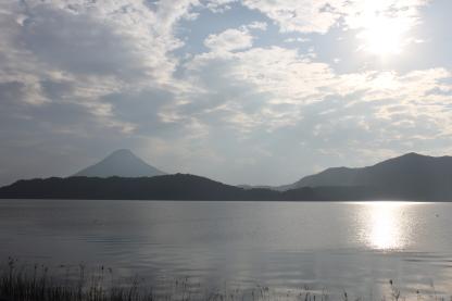 池田湖周辺