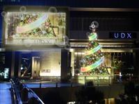 UDX'MAS イルミネーション 2012