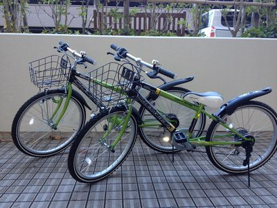 003自転車