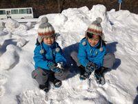004雪遊び