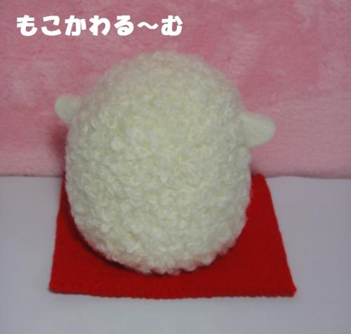 羊だるま中3
