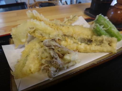 ギンポの天ぷら