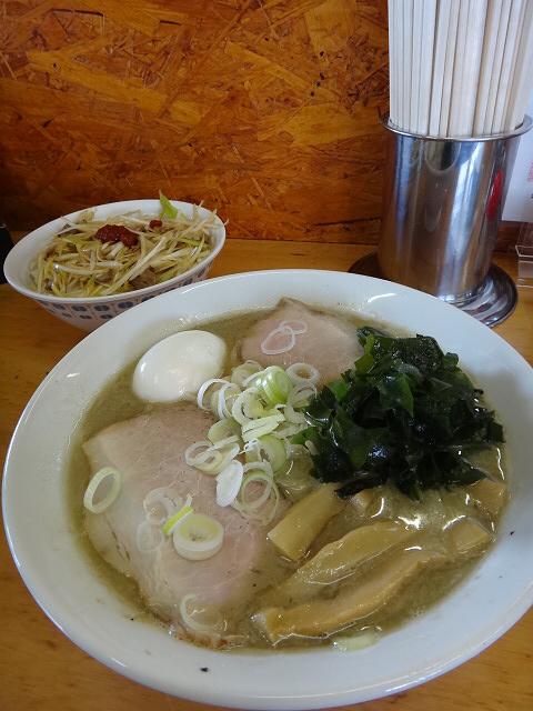 ヤリニボ&ネギ丼
