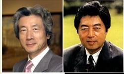 小泉元首相と細川元首相
