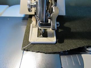 縫ってみる