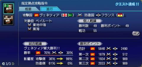 2012年末大海戦最終目①