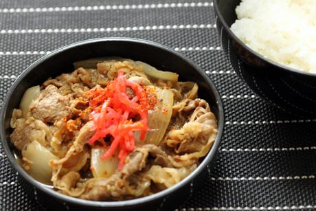 牛丼弁当4