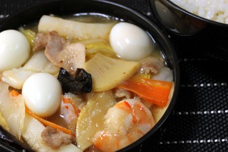 中華丼弁当3