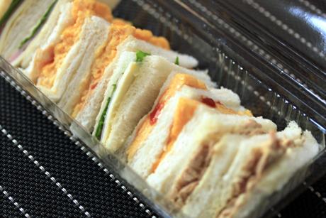 サンドイッチ弁当4