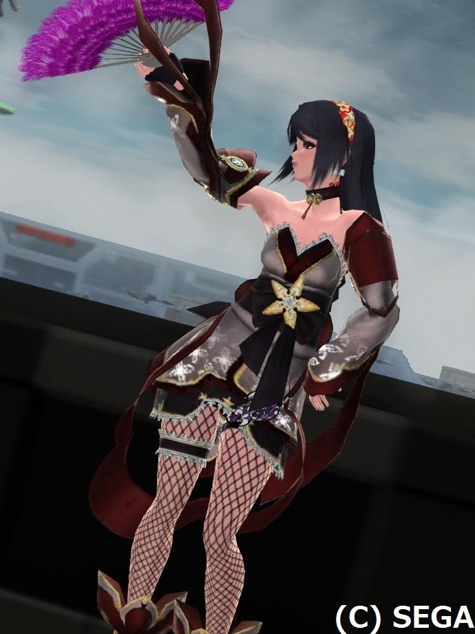 踊りユマっ子横顔