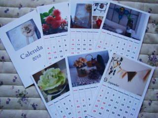 2013年cocochiカレンダー