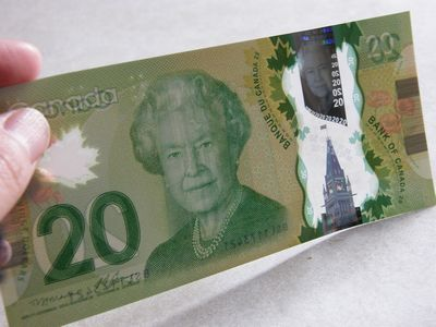 $20紙幣