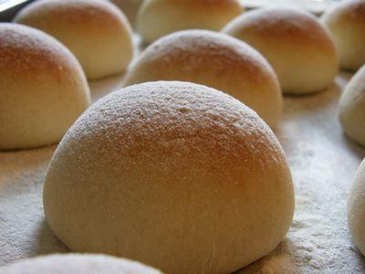 塩麹入り米粉パン
