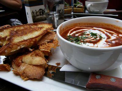 Soups & Sandwiches