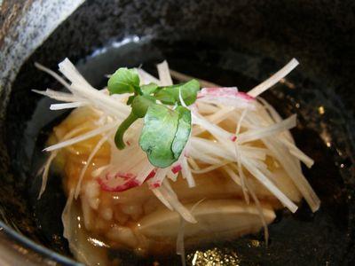 お豆腐とBASAと白菜の蒸し物