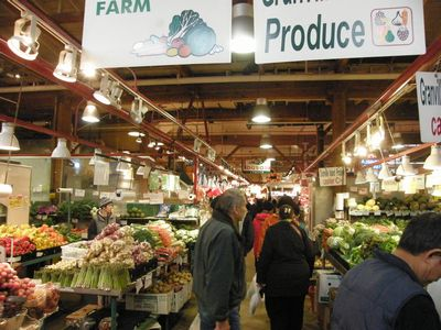 Public Market @ Granville Island