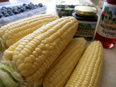 Super Sweet Corns