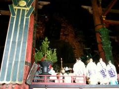 奈良の大仏様と坊主S
