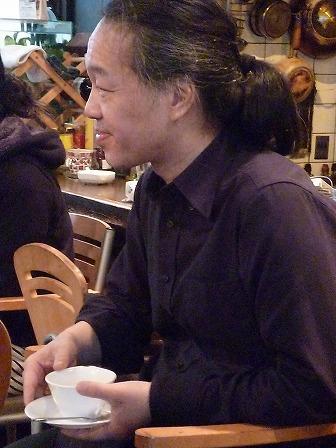 受講者同士のセッション視聴中のg村山義光氏