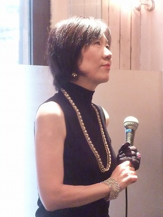 vo横田礼子さん