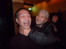 g村山義光氏と再会したg馬淵昌弘さん