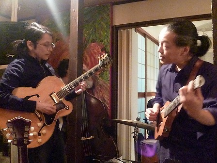 ギター参加者のかたg村山義光氏