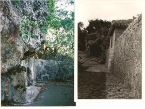 第一尚氏 六代尚泰久王陵墓、その本家
