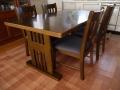 ダイニングテーブルセット2